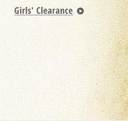 Girls Clearance