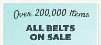 All Belts on Sale