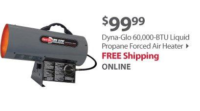 Dyna-Glo Air Heater