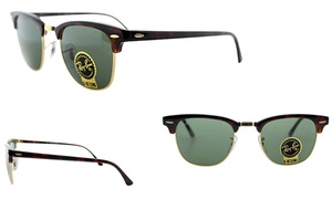 Ray-Ban Clubmaster Sunglassess for Men and Women