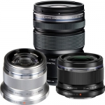 M.Zuiko Digital Lenses