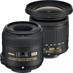 Landscape & Macro DX 2 Lens Kit
