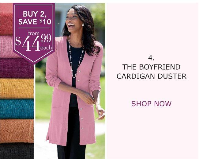 Shop The Boyfriend Collection
