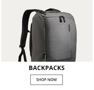 Semi-Annual Travel Sale | Backpacks