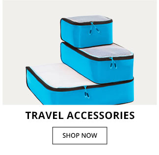 Semi-Annual Travel Sale | Travel Accessories