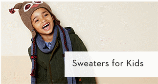 Sweaters For Kids
