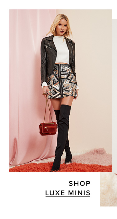 Shop Luxe Minis