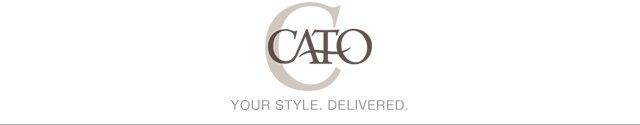 Cato Logo/ Homepage