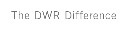 The DWR Difference