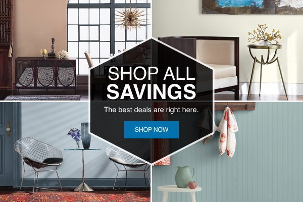 SHOP ALL SAVINGS. The best deals are right here.