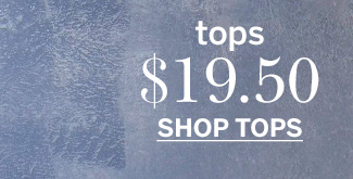 $19.50 Tops