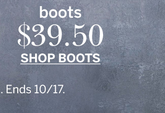 $39.50 Boots