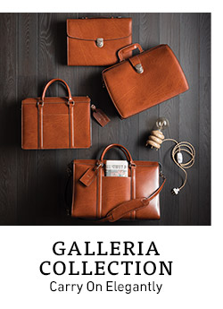 Galleria Collection. Carry On Elegantly.