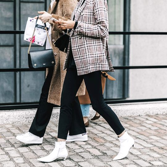 The Most Unflattering Skinny Jeans to Wear With Ankle Boots