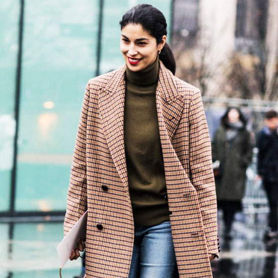 The Cozy Coats Fashion Girls Will Live In This Season