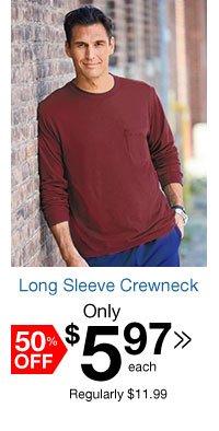 Long Sleeve Crewneck
