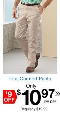 Total Comfort Pants