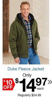 Duke Fleece Jacket