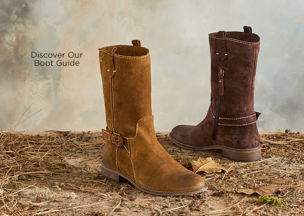Discover Our Boot Guide