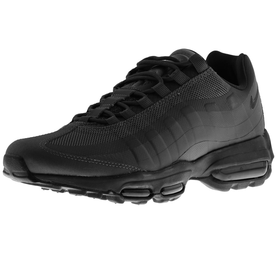 air max 95 ultra all black