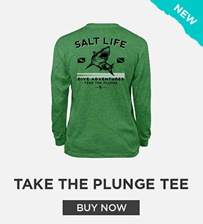 Take The Plunge Youth Long Sleeve Tee