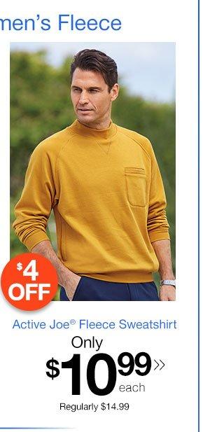 Active JoeFleece Sweatshirt