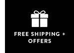 FREE SHIPPING + OFFERS