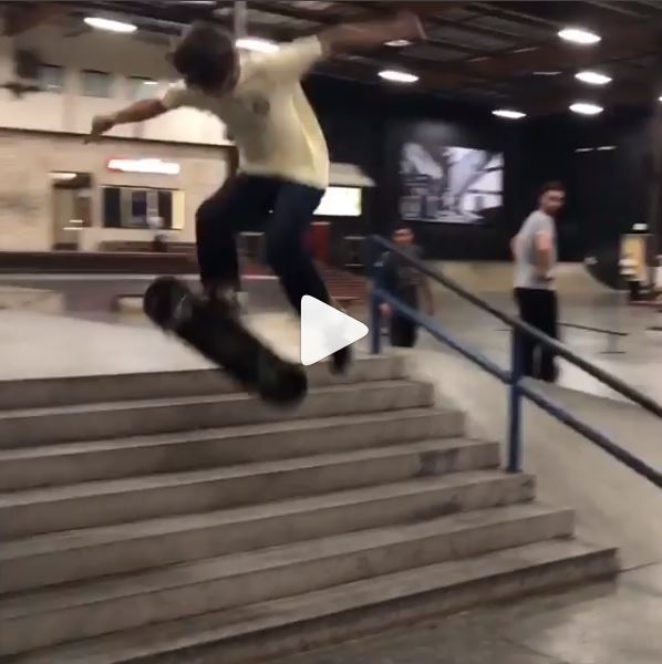 NBD at the Berrics