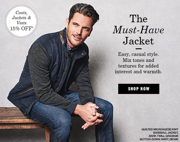 Fall Outerwear Sale