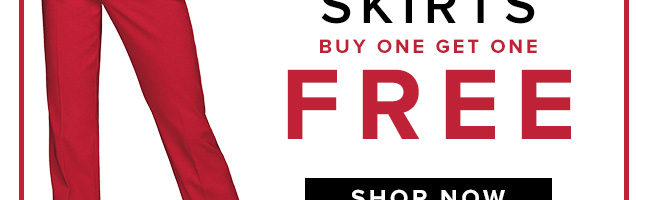 BOGO Free Suiting