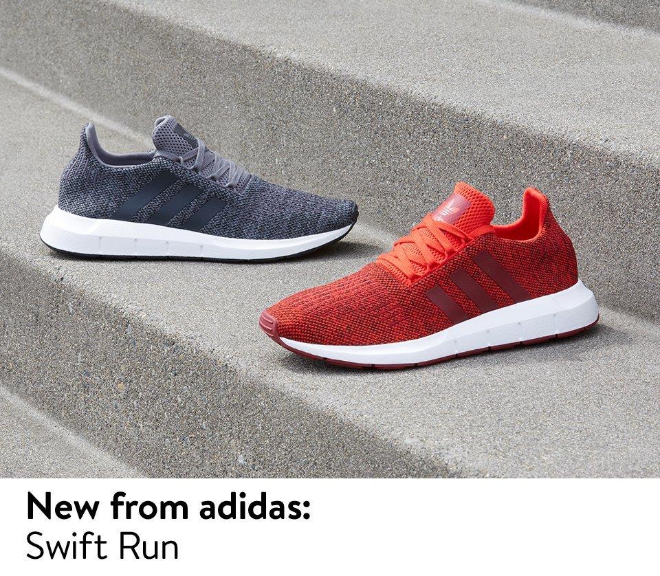 New from adidas: Swift Run