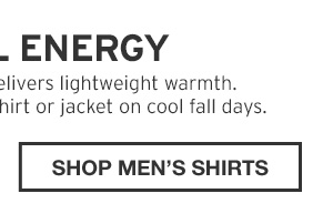 THERMAL ENERGY | SHOP MEN'S SHIRTS