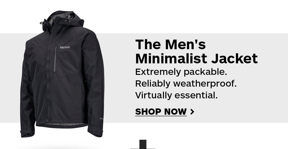 The Men's Minimalist Jacket - Shop Now