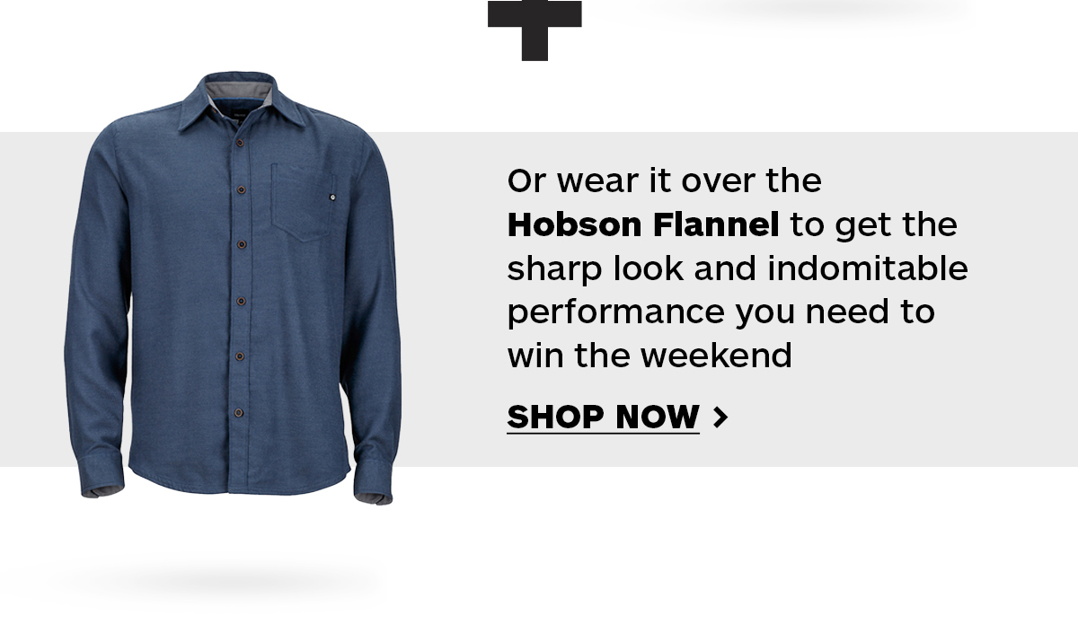 Hobson Flannel - Shop Now