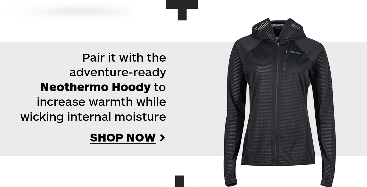 Neothermo Hoody - Shop Now