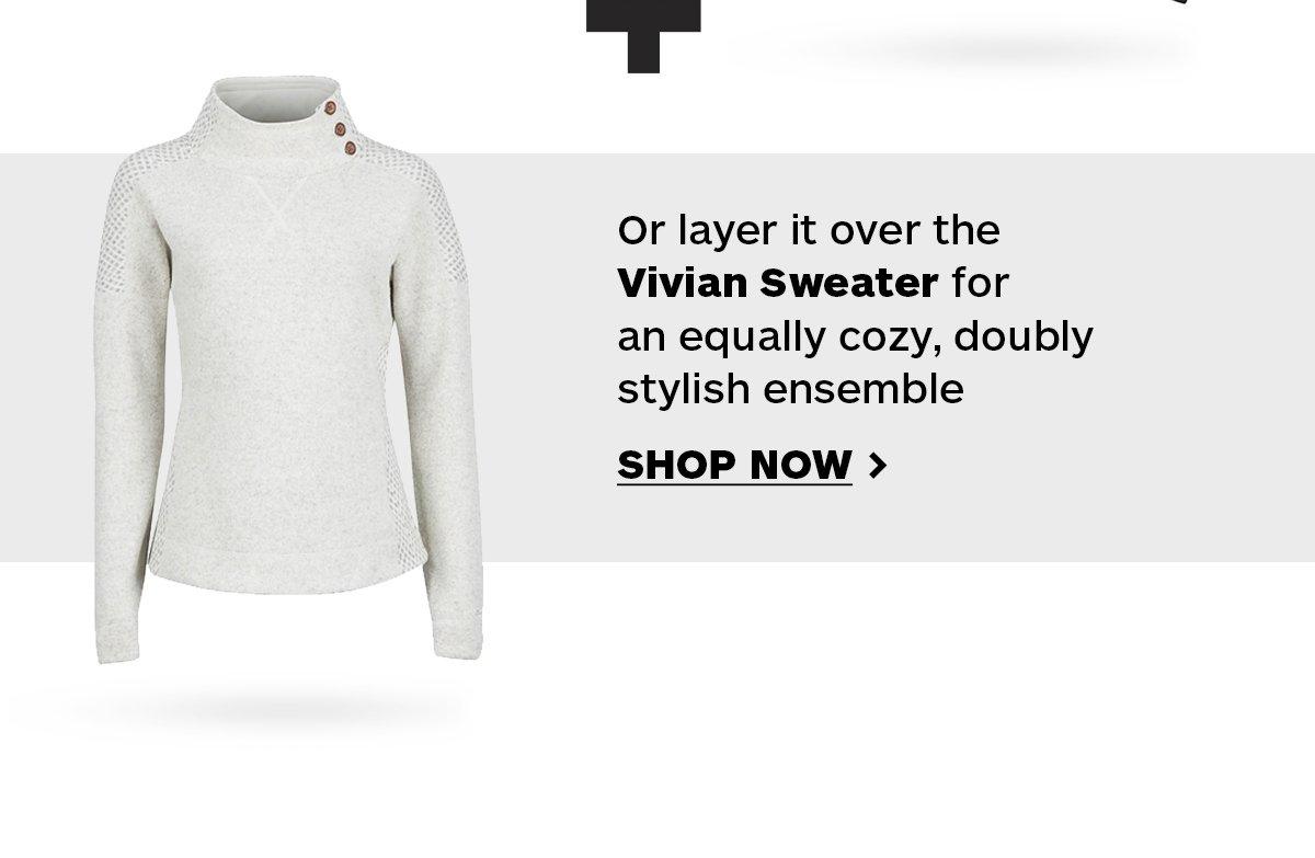 Vivian Sweater - Shop Now