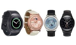 Samsung Gear S2 Smartwatch (Manufacturer Refurbished)