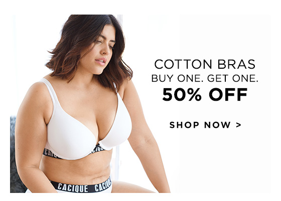 Shop Cotton Bras