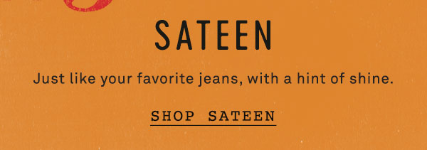 Shop sateen pants.