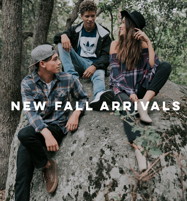 New Fall Arrivals...