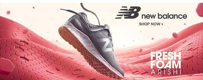 Shop New Balance Arishi Running Shoes for Women