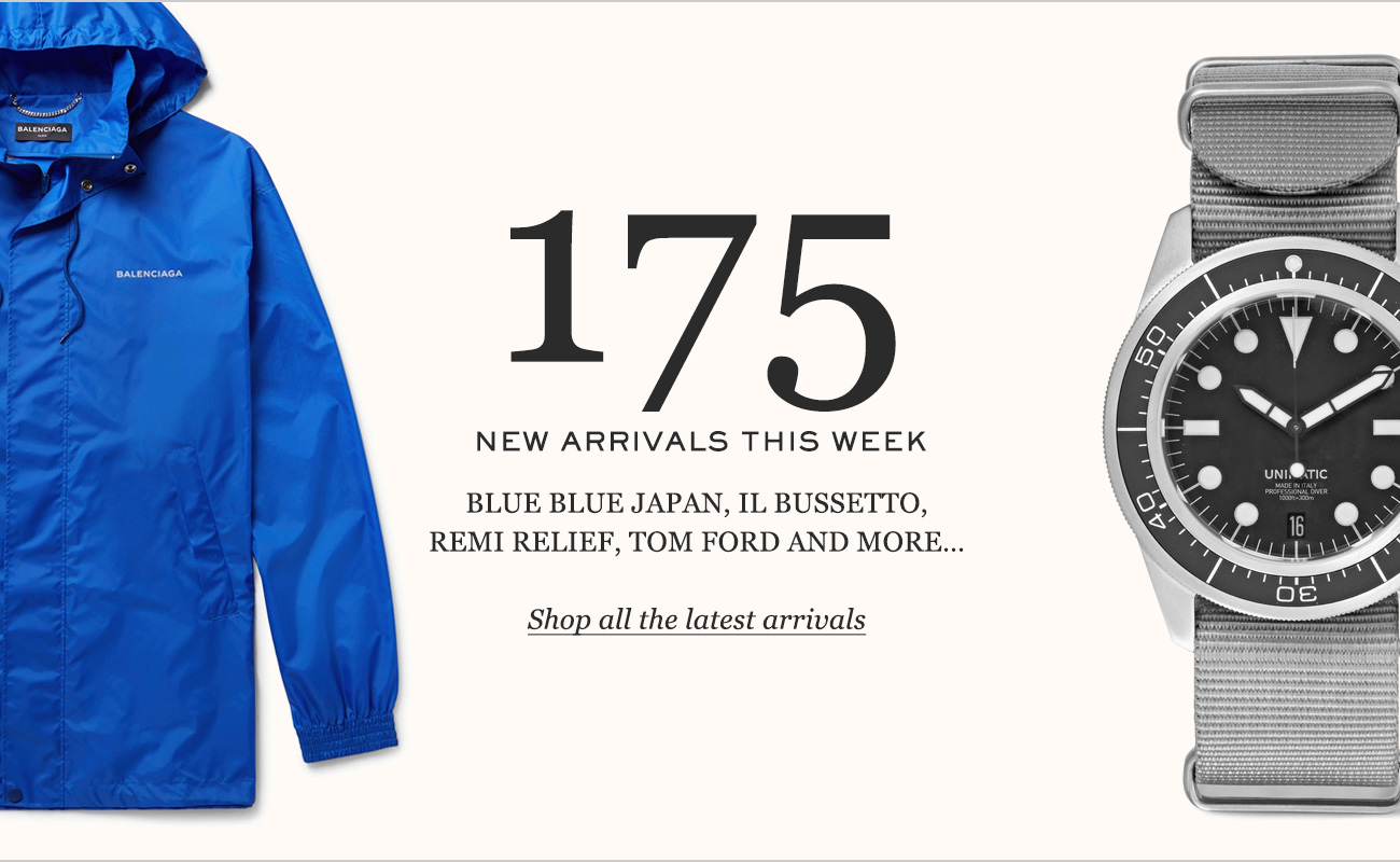 What's new - new arrivals