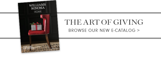 THE ART OF GIVING - BROWSE OUR NEW E-CATALOG