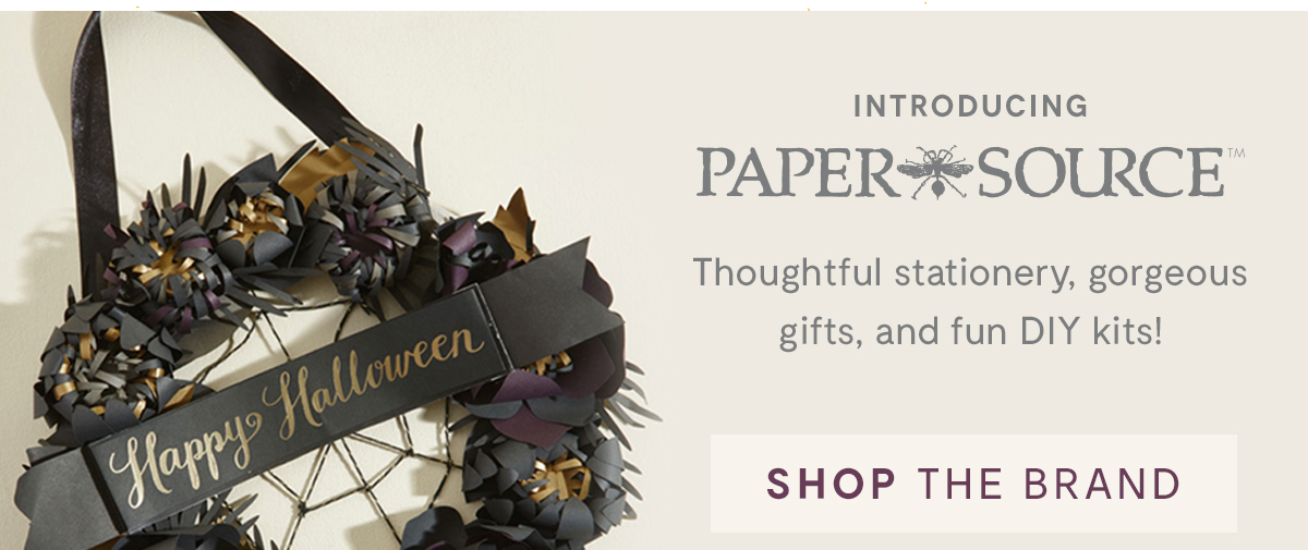 Introducing paper source