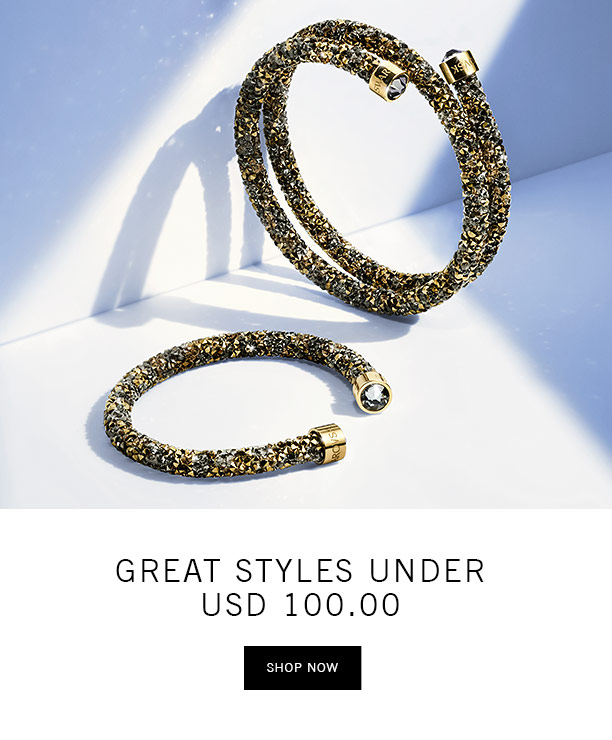 Great styles under USD 100.00