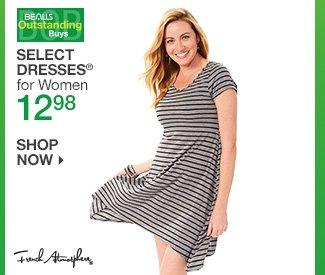 Shop 12.98 Select Dresses for Women