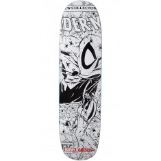 Grizzly X Spiderman Ink Skateboard Deck - 8.375""
