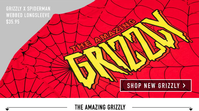grizzly-x-spiderman-webbed-longsleeve-t-shirt-red