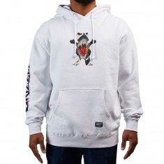 Grizzly X Venom Hoodie - White