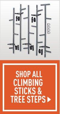 Shop All Climbing Sticks & Tree Steps